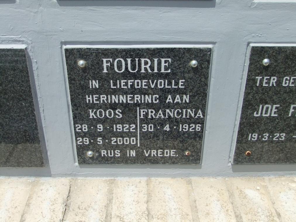 Cemetery Kleinmond 182