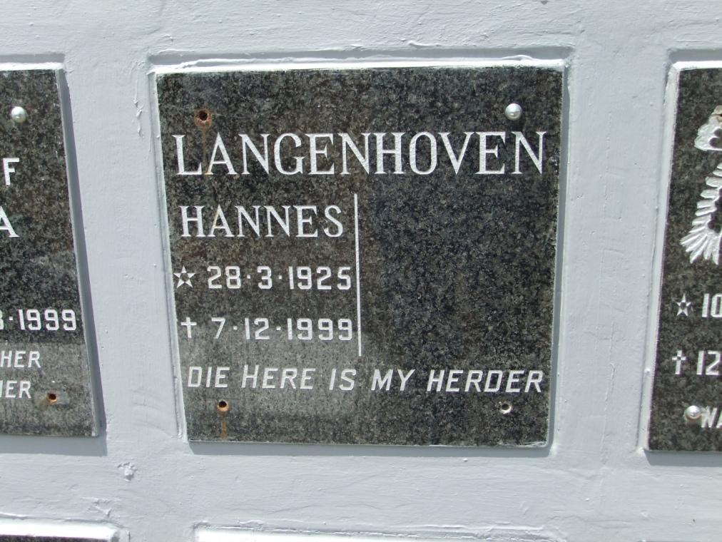 Cemetery Kleinmond 185