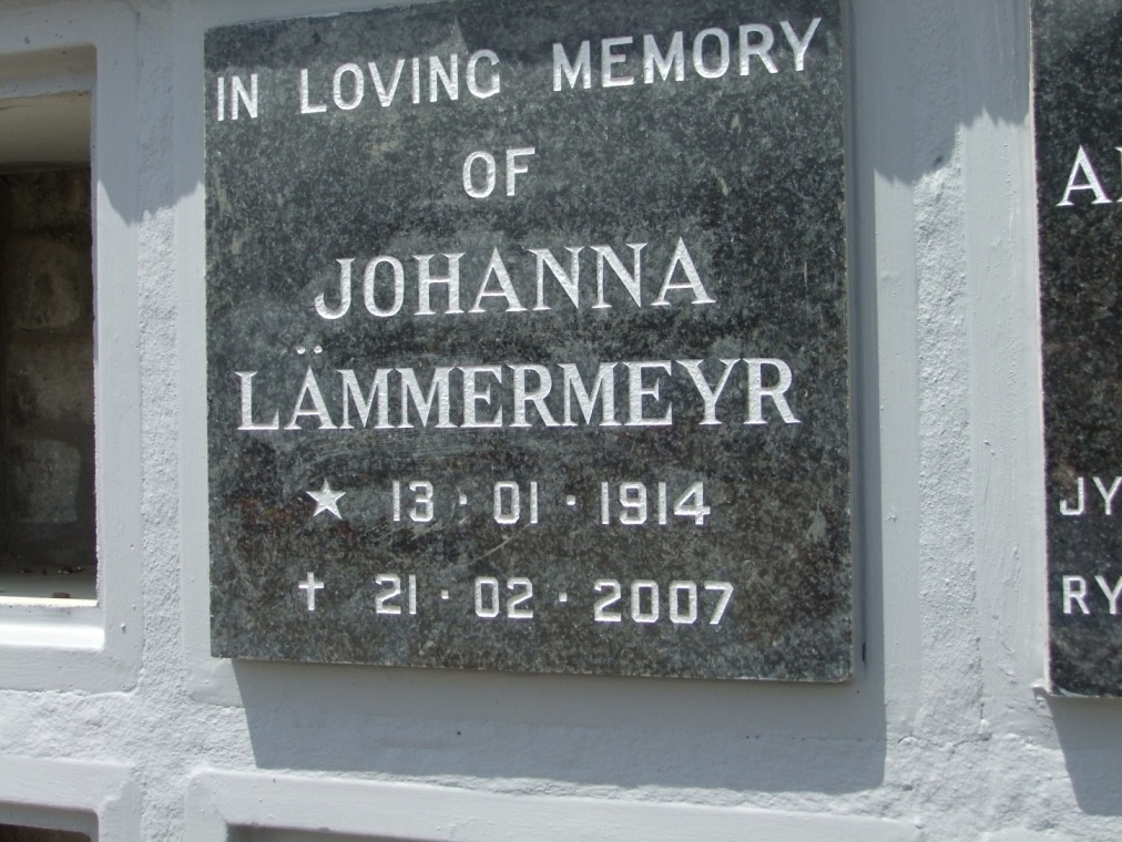 Cemetery Kleinmond 216
