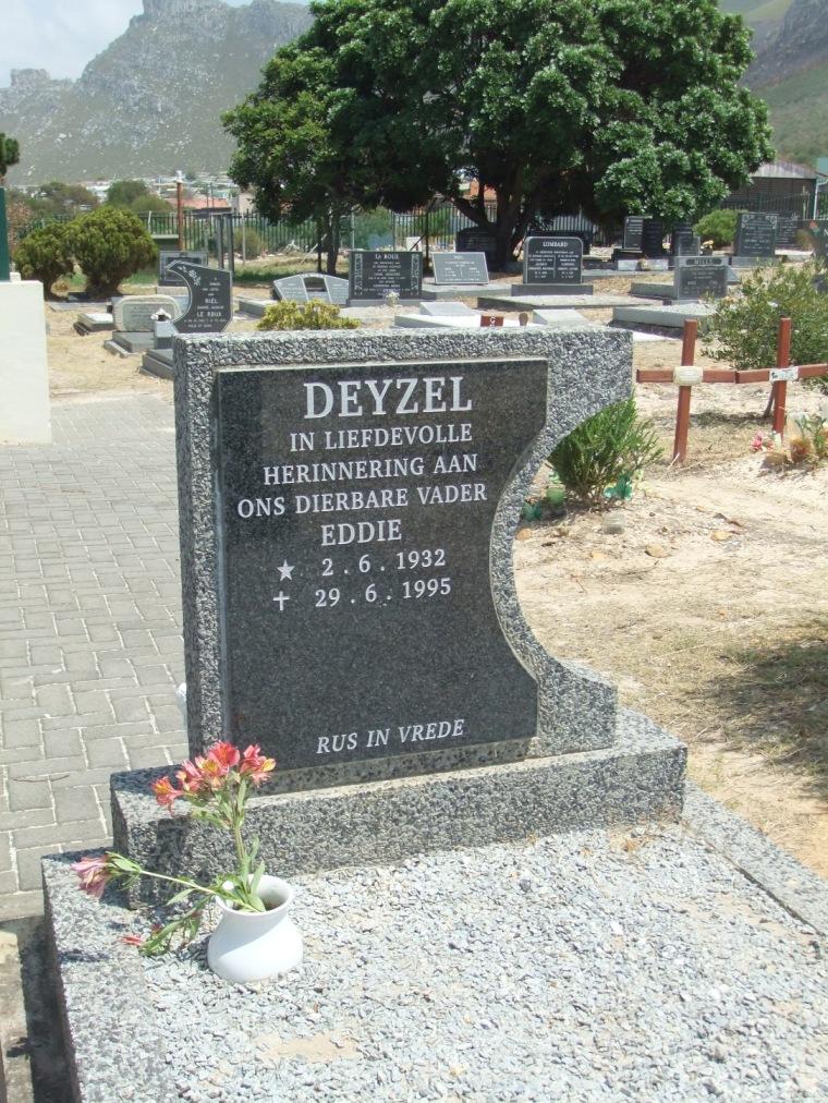 Cemetery Kleinmond 217