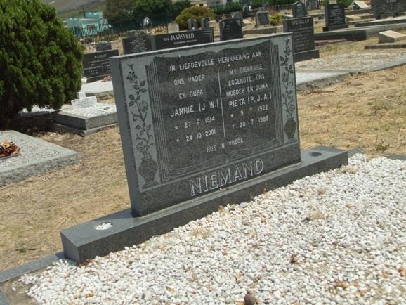 Cemetery Kleinmond 228