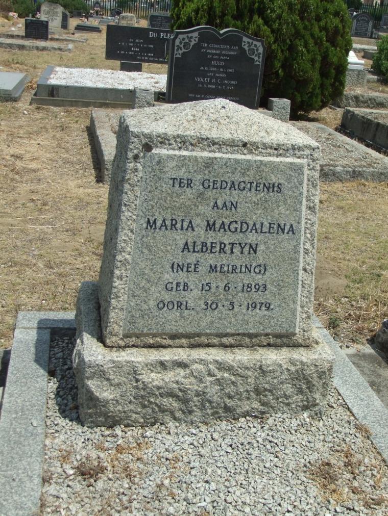 Cemetery Kleinmond 233
