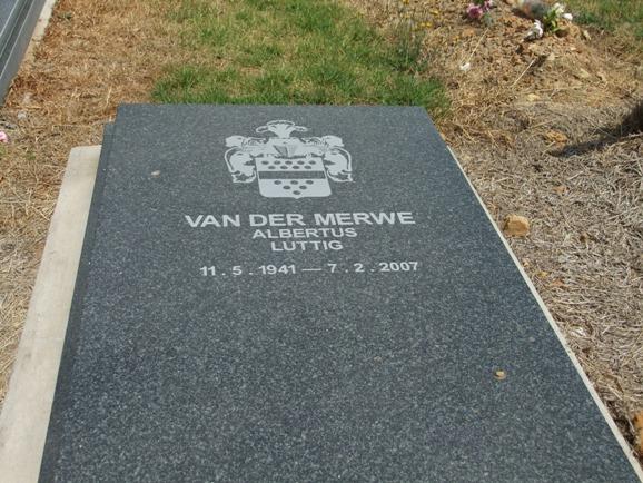Cemetery Kleinmond 245