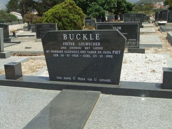Cemetery Kleinmond 264
