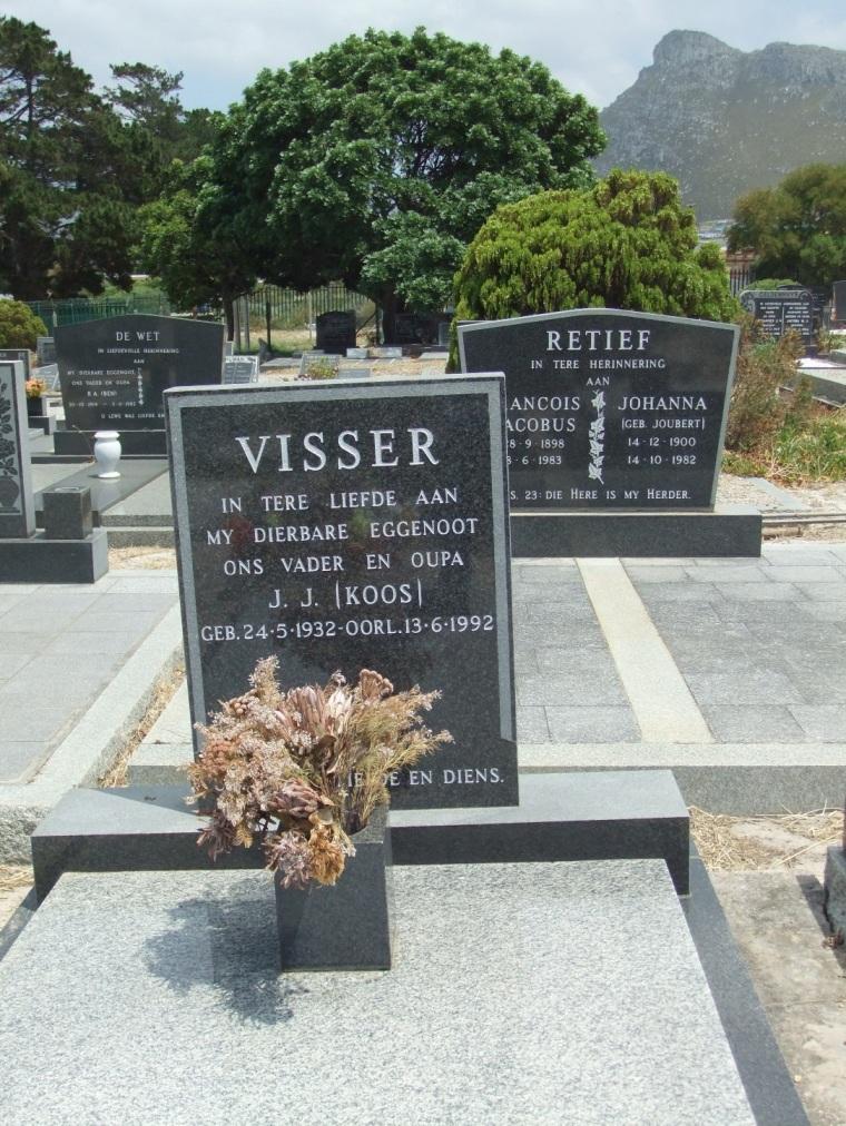 Cemetery Kleinmond 268