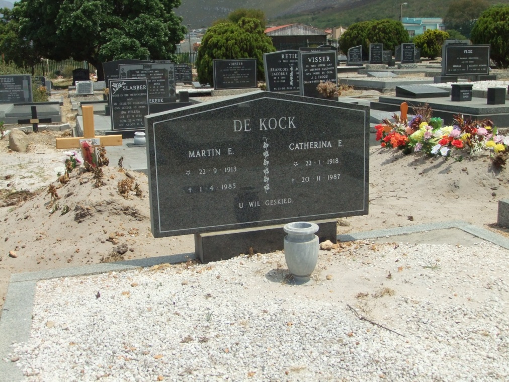 Cemetery Kleinmond 273