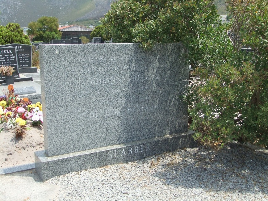 Cemetery Kleinmond 274