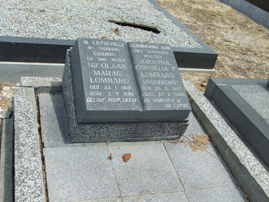Cemetery Kleinmond 282