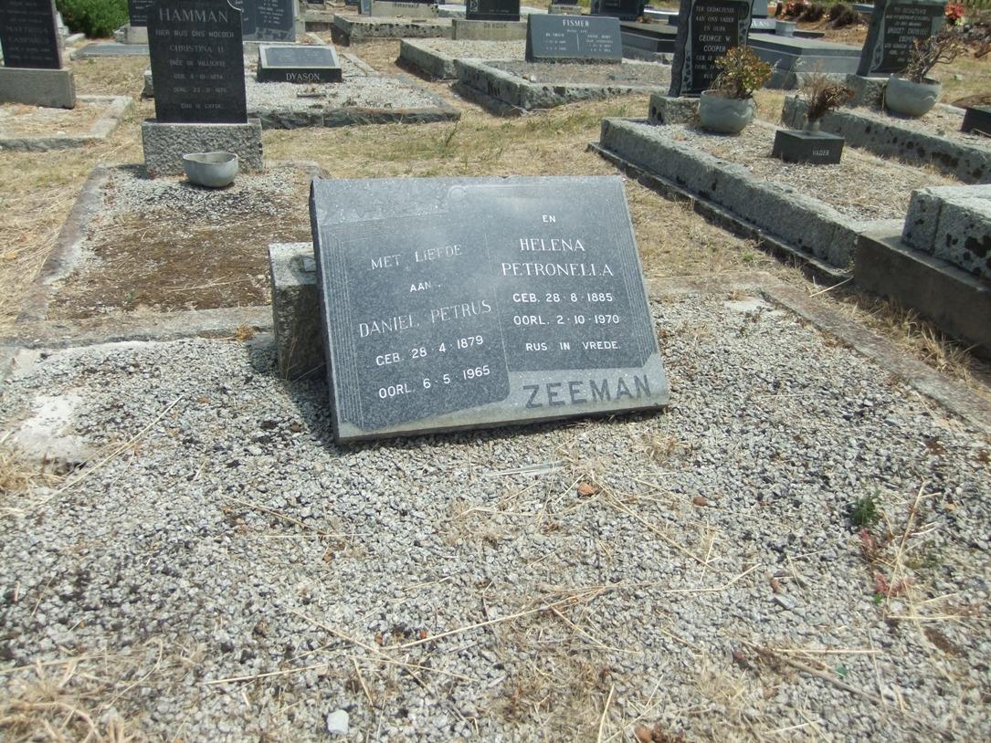 Cemetery Kleinmond 292