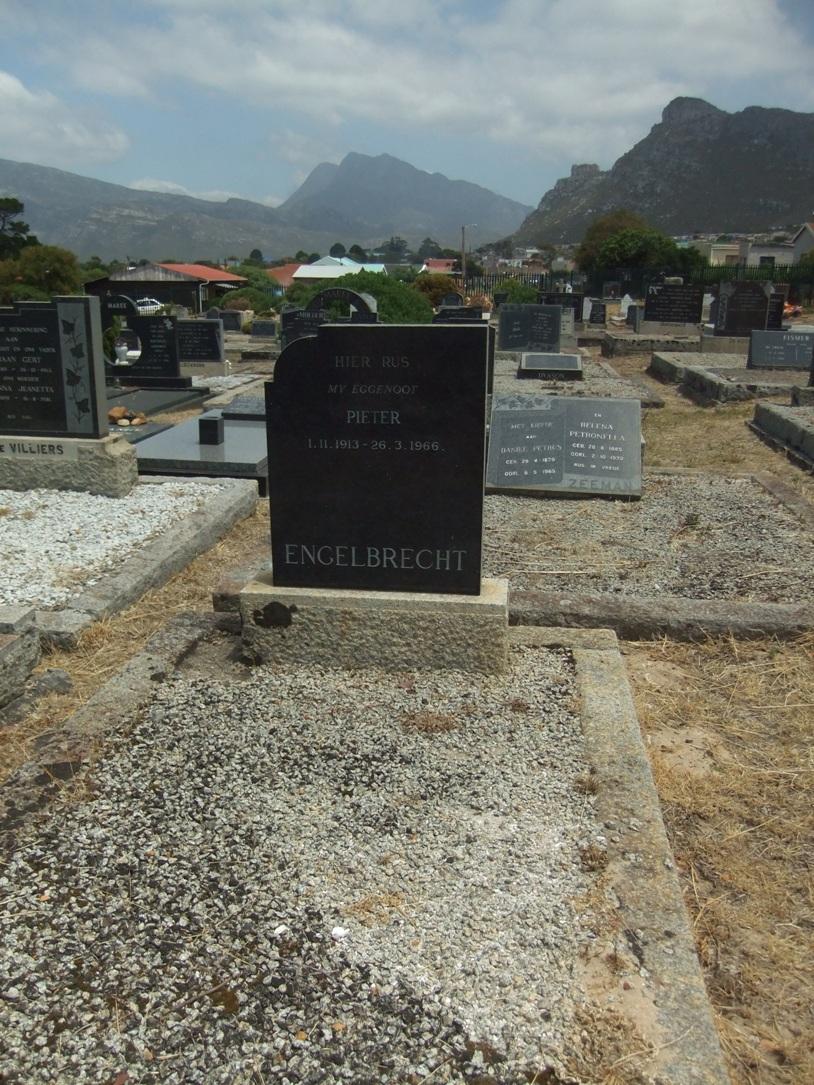 Cemetery Kleinmond 295