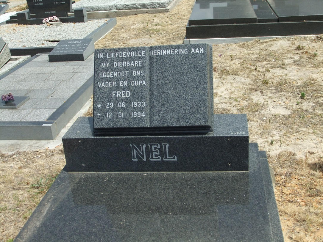 Cemetery Kleinmond 304