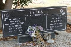 Cemetery Kleinmond 005