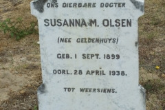 Cemetery Kleinmond 027