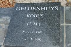 Cemetery Kleinmond 049