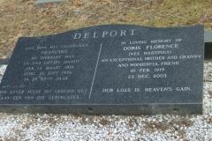 Cemetery Kleinmond 052