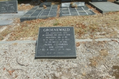 Cemetery Kleinmond 059
