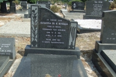 Cemetery Kleinmond 063