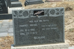 Cemetery Kleinmond 072