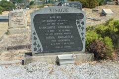Cemetery Kleinmond 074