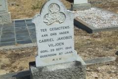 Cemetery Kleinmond 079
