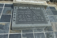 Cemetery Kleinmond 287