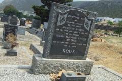 Cemetery Kleinmond 293