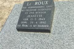 Cemetery Kleinmond 305