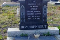 Bezuidenhout, Maggie