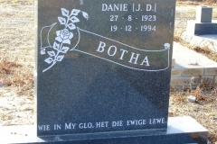 Botha, Danie