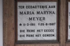 Meyer, Maria Maryna