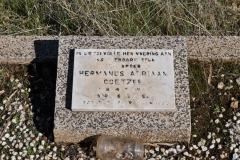 Coetzee, Hermanus Adriaan born 04 September 1944 died 06 March 1962