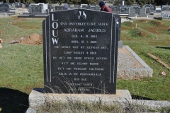 Louw, Abraham Jacobus born 04 December 1883 died 21 July 1969