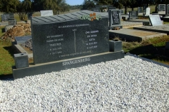 Spangenberg, Theunis born 16 June 1928 died 29 July 1998 + Kiita born 18 October 1933 died 14 July 2008