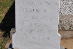 Vollgraaff, Hiletjie ML born 01 December 1896 died 24 September 1977