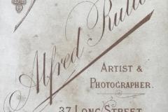 Alfred Rutter Studio