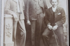 Forbes Family - unknown group of men