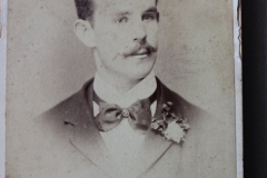 Forbes Family - Unknown man