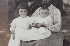 Cookie &  Gwen Miles