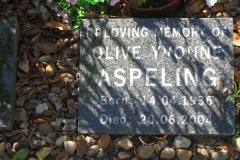 Aspeling, Yvonne