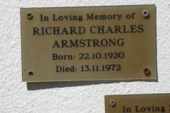 Armstrong, Richard Charles