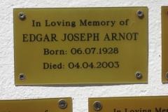 Arnot, Edgar Joseph
