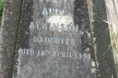 Atkinson, Frances Anne