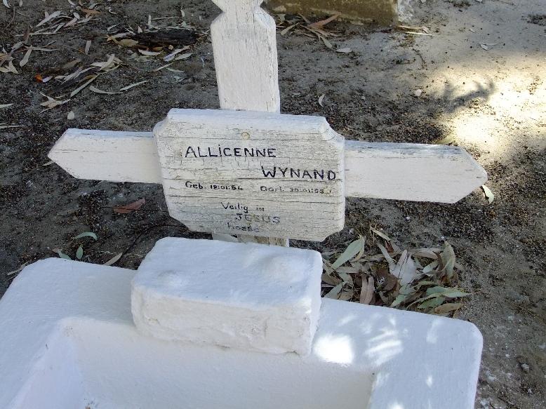 Wynand, Allicenne