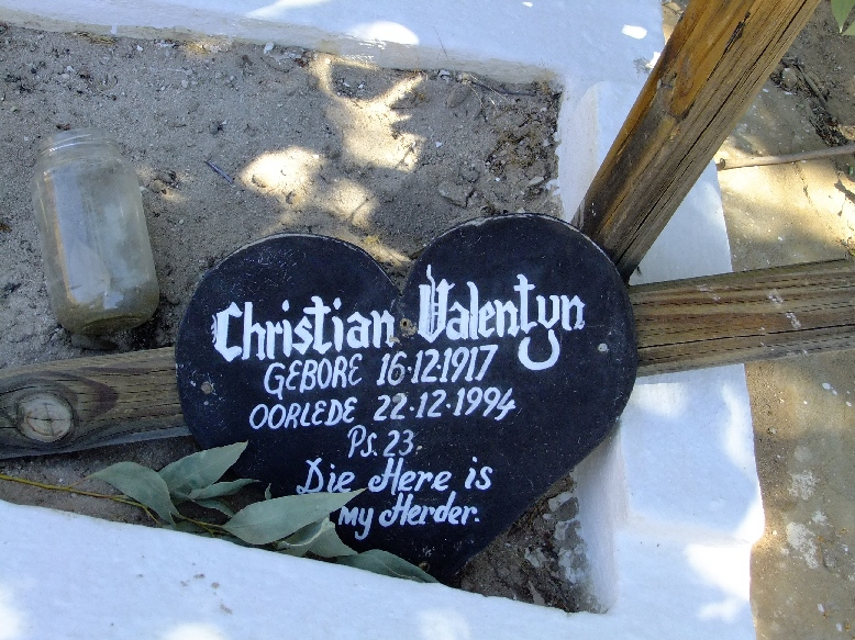 Valentyn, Christian