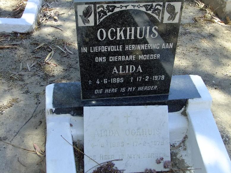 Ockhuis, Alida