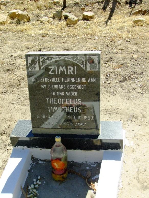 Zimri, Theofelus Timotheus