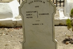 Schmolke, Christiaan Adolf Peter