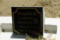 Waldeck, Carolina Magdalena