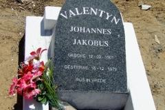 Valentyn, Johannes Jakobus