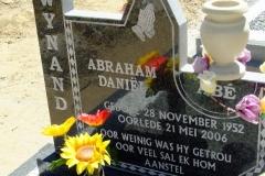 Wynand, Abraham Daniel